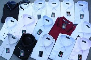アローズ 長袖 Yシャツ 110枚セット 1セットだけ B品 シミなど