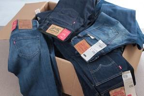 NEWセット!日本代理店 LEVIS/リーバイス メンズ 売れ筋ブルージーンズのみ!1万円以上の商品多数あり