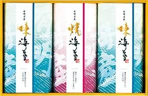 柳川海苔本舗 有明産海苔詰合せギフト 0509、0512