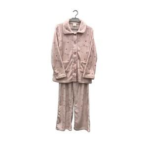 レディー もこもこパジャマ リボン柄 18AW-022