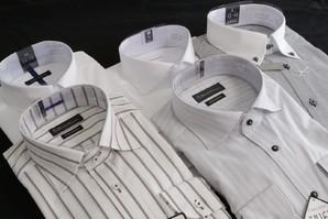 就職フェア!フレックス 高級長袖Yシャツ 30枚入り 最新商品  GEB702 新セット