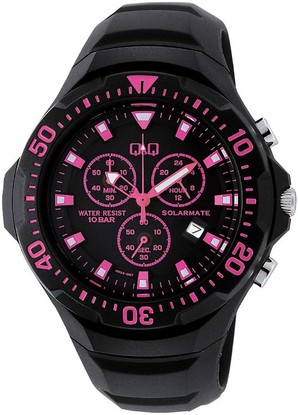 【シチズン/CITIZEN Q&Q】メンズ 腕時計 SOLARMATE (ソーラーメイト) 5本セット 品番:H034-007