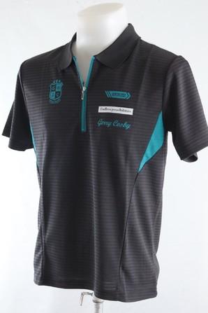 金曜市!COSBY(コスビー) メンズ ドライ ハーフジップポロシャツ 30枚 スポーツ向き