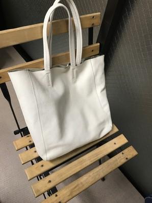 ユーズド品 BEAMS LIGHTS 牛革トート バッグ 定価:¥14040