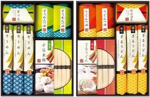 ⑭讃岐・島原麺づくしギフト MEN-40D 入り数6箱