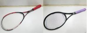 ユーズド特価!テニスラケット2本セット ウィルソン イグニオ 状態良好