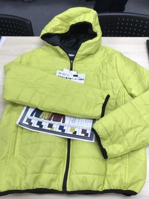 大阪買付品!メンズ 薄中綿 パーカージャケット 6色展開 20枚セット 品番:TH-18905(28-90111)