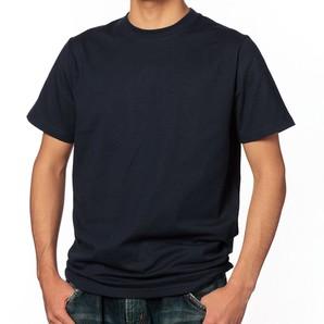 在庫分1セット限定!ライフマックス ドライデオドラントTシャツ MS1140 [メンズ]ネービー XS100枚