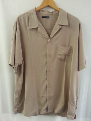 【CPS】メンズ オープンカラー 半袖シャツ 4色展開 24枚セット 品番:186-6202