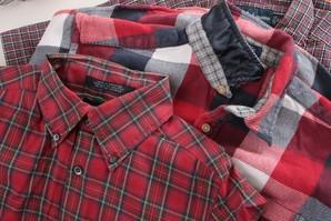 レディース リメイクサイズ ブランド ユーズドシャツ  デザイン混み混み  1セット30枚入り