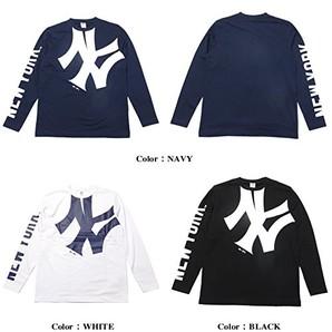 ニューヨークヤンキース メンズ 長袖Tシャツ 超特価 42枚