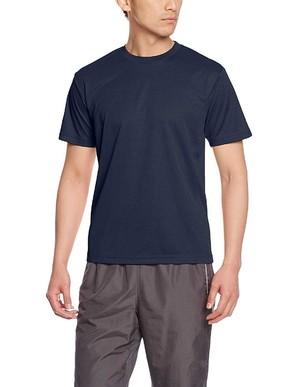 glimmer メンズ 吸汗速乾素材 DRYTシャツ カラー&サイズ 選べます!