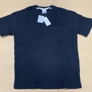JEMORGAN LONG JOHNS|ジェーイーモーガンロングジョーンズのサーマル胸ポケTシャツ ブラックのLサイズのみ!定価5500円