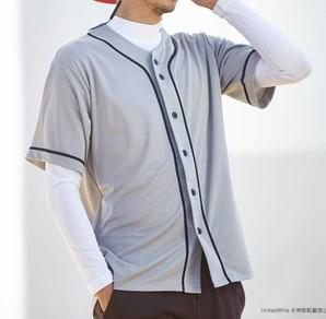 4.4オンス ドライベースボールシャツ 4色展開 4サイズ32枚入り