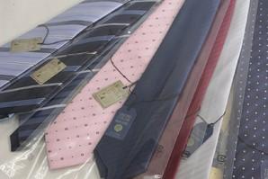 ネクタイ 3種類こみこみ 120本