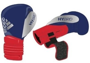 HYBRID 300 BOXING GLOVES 22入り ADIH300
