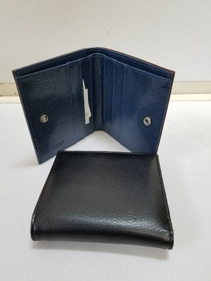 特価!FR837 メンズ二つ折り財布 2色アソート 29個入り