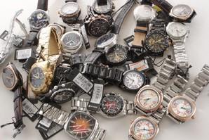 在庫処分特価!MARSHAL マーシャル クロノグラフ系などメンズ腕時計アソート 20本入り