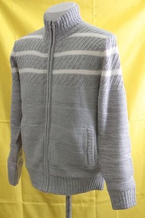 タカキューのキャンセル品 紳士 ボアセーター 18TQ-003 バラ  画像使用OK