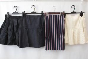 エルフォーブル ELFORBR サザビーリーグ スカート 服箱 定価9500円 日本製 超高級!2箱買うと更に安い