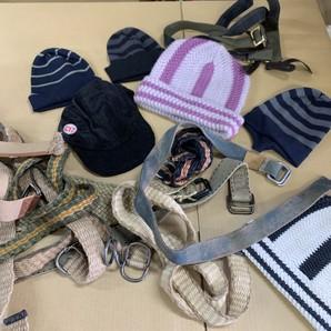 ラッキーブランドのベルトも1点入ってます!帽子、サスペンダー等込み込み!40点!! 39円!