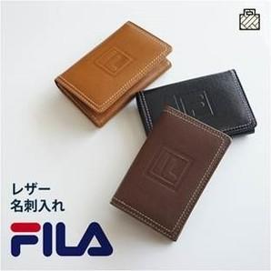 【フィラ】 FILA 名刺入れ 15個セット