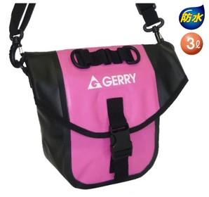 【GERRY】ジェリー 完全防水ミニショルダーバック ピンク GE-5001