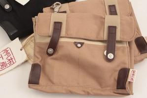 難あり!【帆布工房】 帆布工房 CROSS OVERシリーズ 3×72 2WAYバッグ(C品)42個