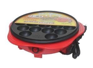 ベジタブル 電気たこ焼き器 12セット(6×2)