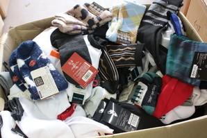 ゴードレイド社 メンズ&レディス&子供 ソックス&服飾雑貨 256点 福箱 先着1セット限り!