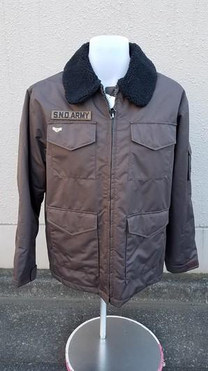 年末SALE!VOLCOM VET COAT JACKET SNOW メンズジャケット Mのみ 限定1着!