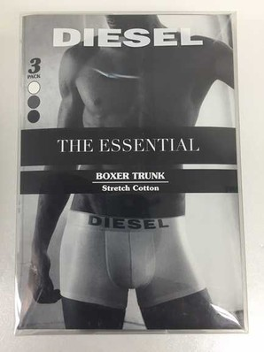 DIESEL THE ESSENTIAL BOXER TRUNK 15組セット