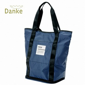 【Danke 】コンパクト パッカブル トートバッグ 40個アソート