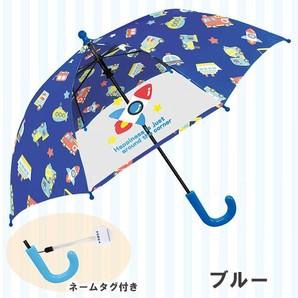 男児 40cm いろんなのりもの柄 傘 12本入り 31082・31083