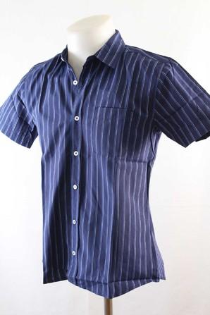 値下げしました!【CINEMA/シネマ】メンズ ブロードシャツ レギュラー/スリム 30枚セット 品番:176-6000C