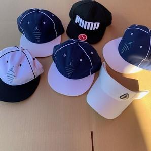 PUMA&ナイキ 帽子関係34個福箱 1箱だけ!