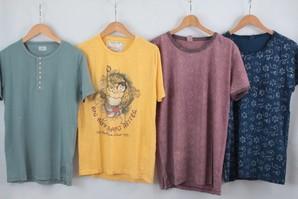 SALE!ラスト2セット限り!! REPLAY メンズ半袖Tシャツ スペシャル服箱 30枚入り  良い柄沢山!