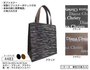 Diana Christy トートバック 2カラー 1セット 30個入り!!