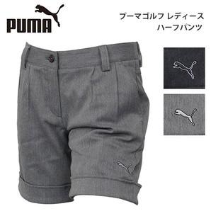 プーマ PUMAゴルフ レディース ショートパンツ 2色展開 2サイズ 7枚入り