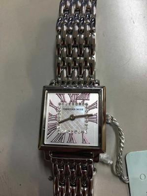 お宝発見!クリスチャンモード レディス高級腕時計 1個 42000円