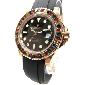 ROLEX ロレックス ヨットマスター 腕時計 メンズ 時計 キャンディ  新品
