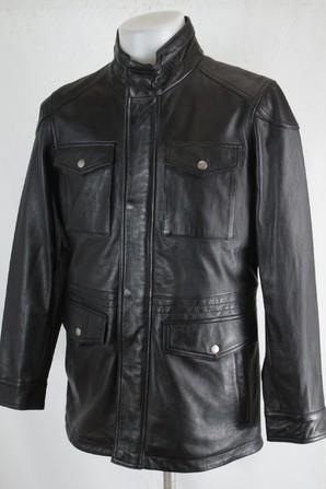 【G-stage】ジーステージ 281202羊革シープレザーM65型スタンドジャケット 1枚から販売!