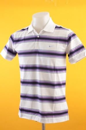 【ナイキゴルフ/NIKE】メンズ DRI-FIT シーズナル ストライプポロシャツ 12枚セット