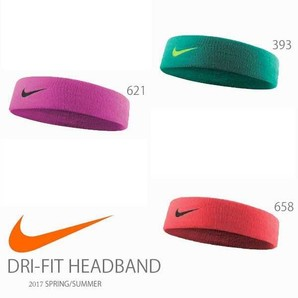 NIKE DRI-FIT HEADBAND BN2009 3色 25個~ !!