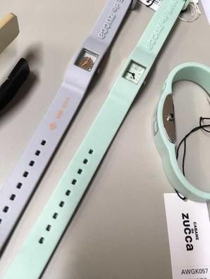 お宝祭り!カバンドズッカ[CABANE de zucca]腕時計 エナメル系シリコン系で 7個セット!
