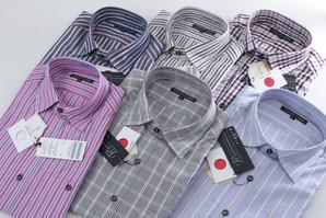 G-STAGEの兄弟ブランド!FIDATO メンズ 日本製高松産 高級 デザインシャツ 特価処分 3セット再入荷 35枚セット