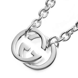GUCCI Jewelry   ネックレス メンズ  Gロゴモチーフ シルバーブリット  1個売り!! 上代39000円