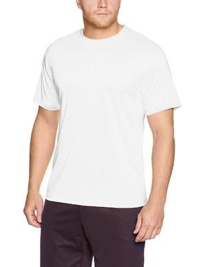 glimmer 3.4オンス ライトドライTシャツ 00327-LACT 白Lサイズのみ スポーツ用速乾ドライTシャツ