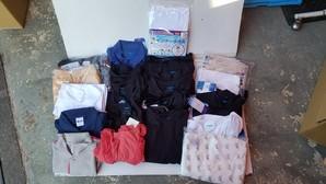 クリスマスSALE!!洋服いろいろこみこみ 40枚入り服箱 クールコアも入ってる!