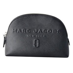 マークジェイコブス(MARC JACOBS)   ドーム型コスメポーチ クラッチバッグ  M0013651-001 Black